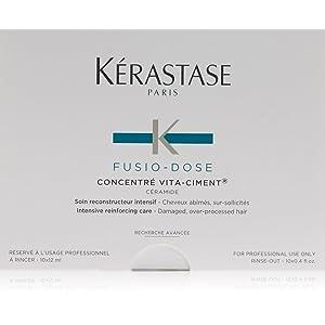 Kerastase Resistance Concentrate - Cuidado capilar, 10 X 12 ml