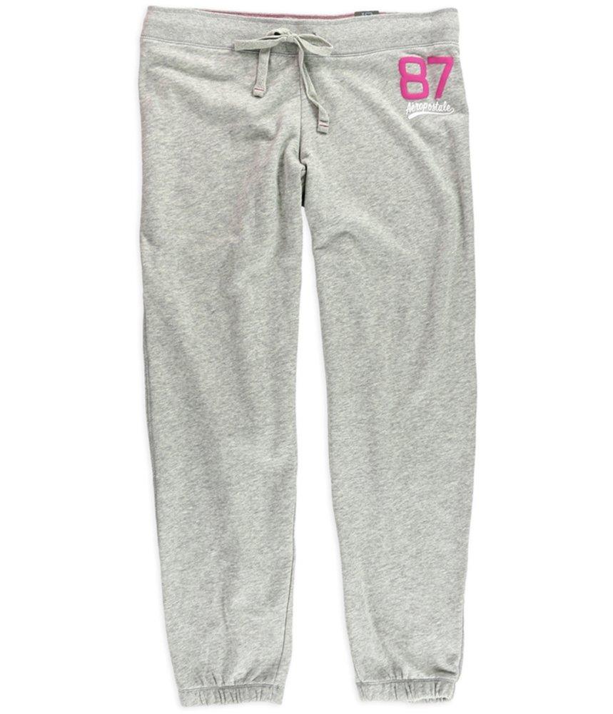 Aeropostale Womens Classic Cinch Slim Casual Sweatpants 052 S/32