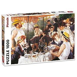 Piatnik 5681 Renoir La Colazione Dei Canottieri Puzzle 1000 Pezzi