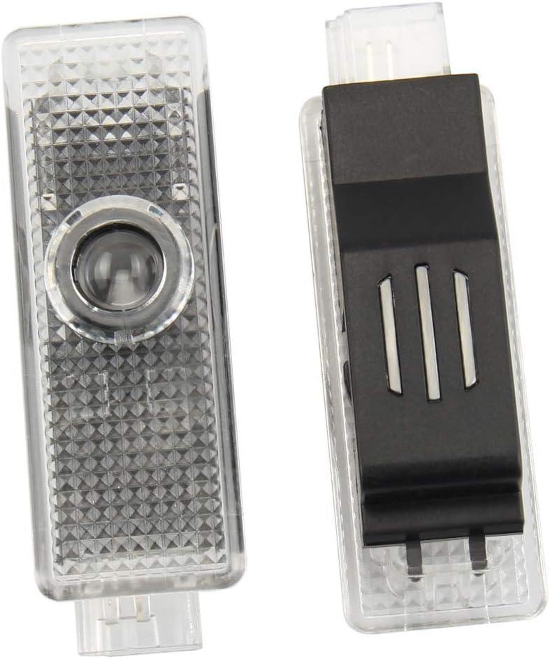 per BMW HOPQ 2 luci a LED per portiera dell/'Auto