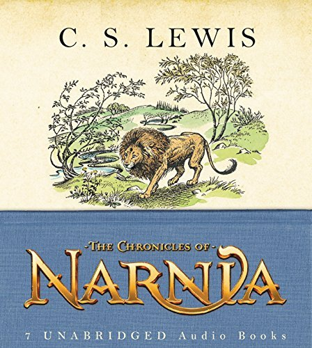 The Chronicles of Narnia Complete 7 Volume CD Box Set (Unabridged) by Lewis C. S. (2004-10-26) Audio CD