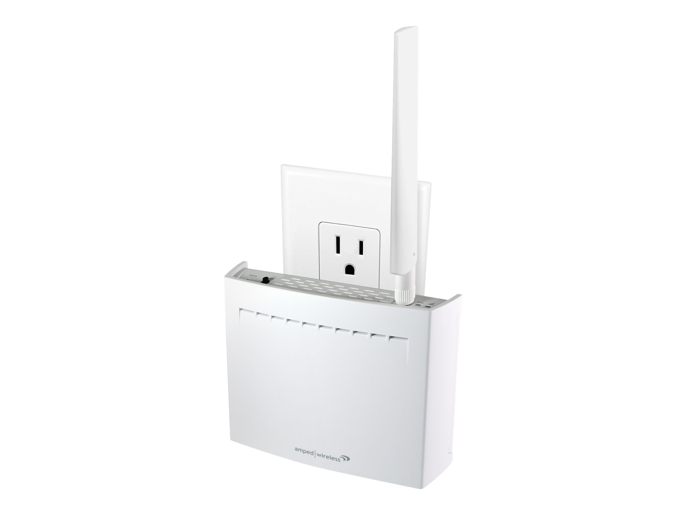 Amped REC22A Wireless High Power Plug-In AC1200 Wi-Fi Range Extender by Amped Wireless (Image #1)