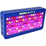 MEIZHI Reflector-Series 450W LED Grow Light Full Spectrum for Indoor Plants Veg and Flower - Dual Growth Bloom and Switch Daisy Chain