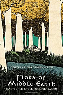 Book Cover: Flora of Middle-Earth: Plants of J.R.R. Tolkien's Legendarium