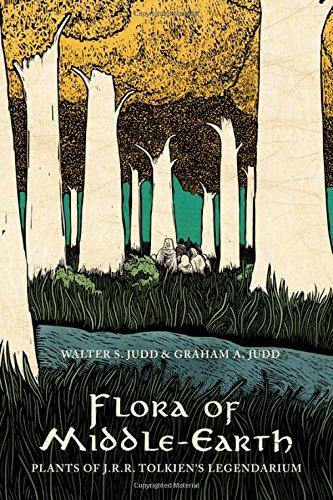 Book Cover: Flora of Middle-Earth: Plants of J.R.R. Tolkien's Legendarium