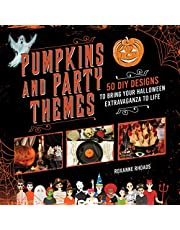 Pumpkins and Party Themes: 50 DIY Designs to Bring Your Halloween Extravaganza to Life