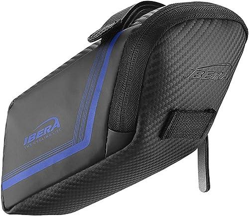 Ibera Bicycle Water Resistant Bike Saddle Bag