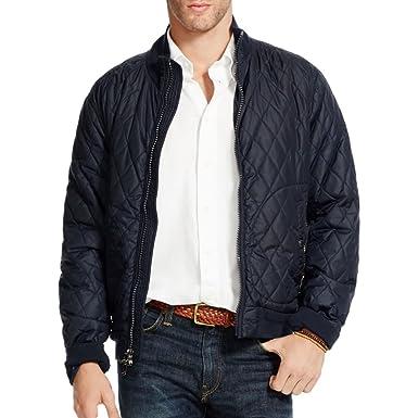 Polo Ralph Lauren Men\u0027s Quilted Bomber Jacket ...