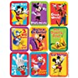 Eureka Mickey Mouse Clubhouse Motivational Giant Stickers,  36 Count