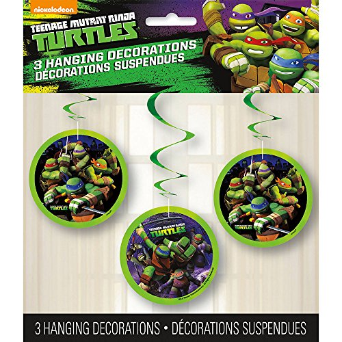 ninja turtle birthday decorations - 7