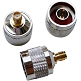 N male to SMA female RF coaxial cable adapter Jack converter connector