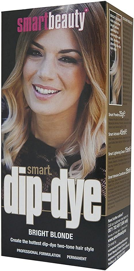 Smart belleza DIP-dye Color Rubio x 3: Amazon.es: Belleza