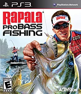 Rapala Pro Bass Fishing 2010 - Playstation 3