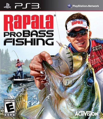 Rapala Pro Bass Fishing 2010 - Playstation 3 (Rapala Trophies)