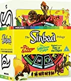 The Sinbad Trilogy (Dual Format Limited Edition) [Blu-ray] [UK Import]