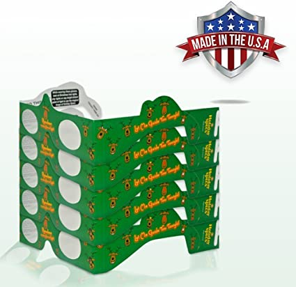See For 3D Christmas Glasses Turn Holiday Lights Into Magical Images 5 Pack