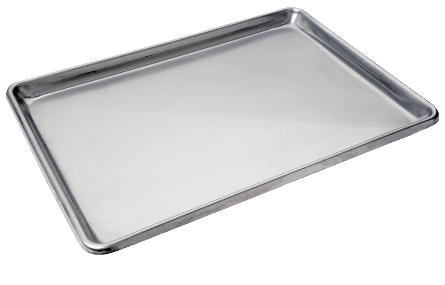 Focus Foodservice Commercial Bakeware Stainless Steel-Sheet Pan, Full Size