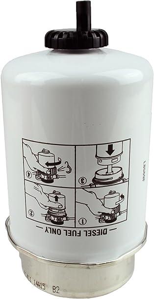 Luber-finer L8569F Heavy Duty Fuel Filter