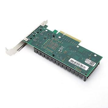 Tarjeta de Red Gigabit PCI-e, Tarjeta de Red del Servidor Gigabit ...
