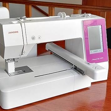 Máquina janome bordadora mc500e
