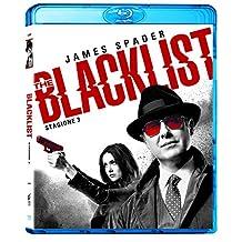 the blacklist - season 03 (6 blu-ray) box set blu_ray Italian Import