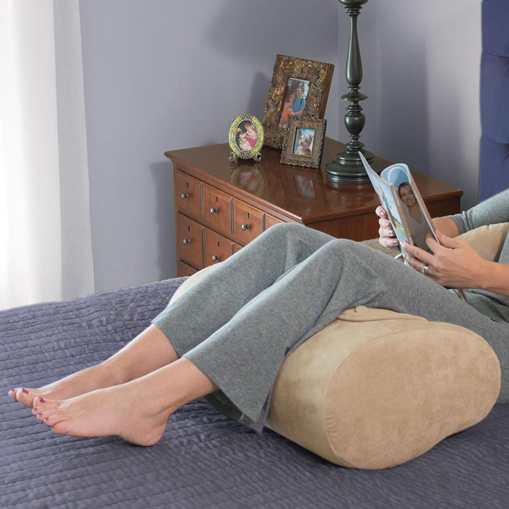Hammacher Schlemmer The Superior Comfort Knee Pillow