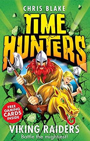 book cover of Viking Raiders