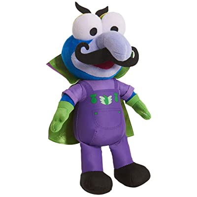 Muppet Babies Plush Figure - Dr. Meanzo Gonzo: Toys & Games