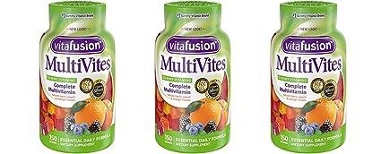 Vitafusion - Vitaminas para gominolas para adultos