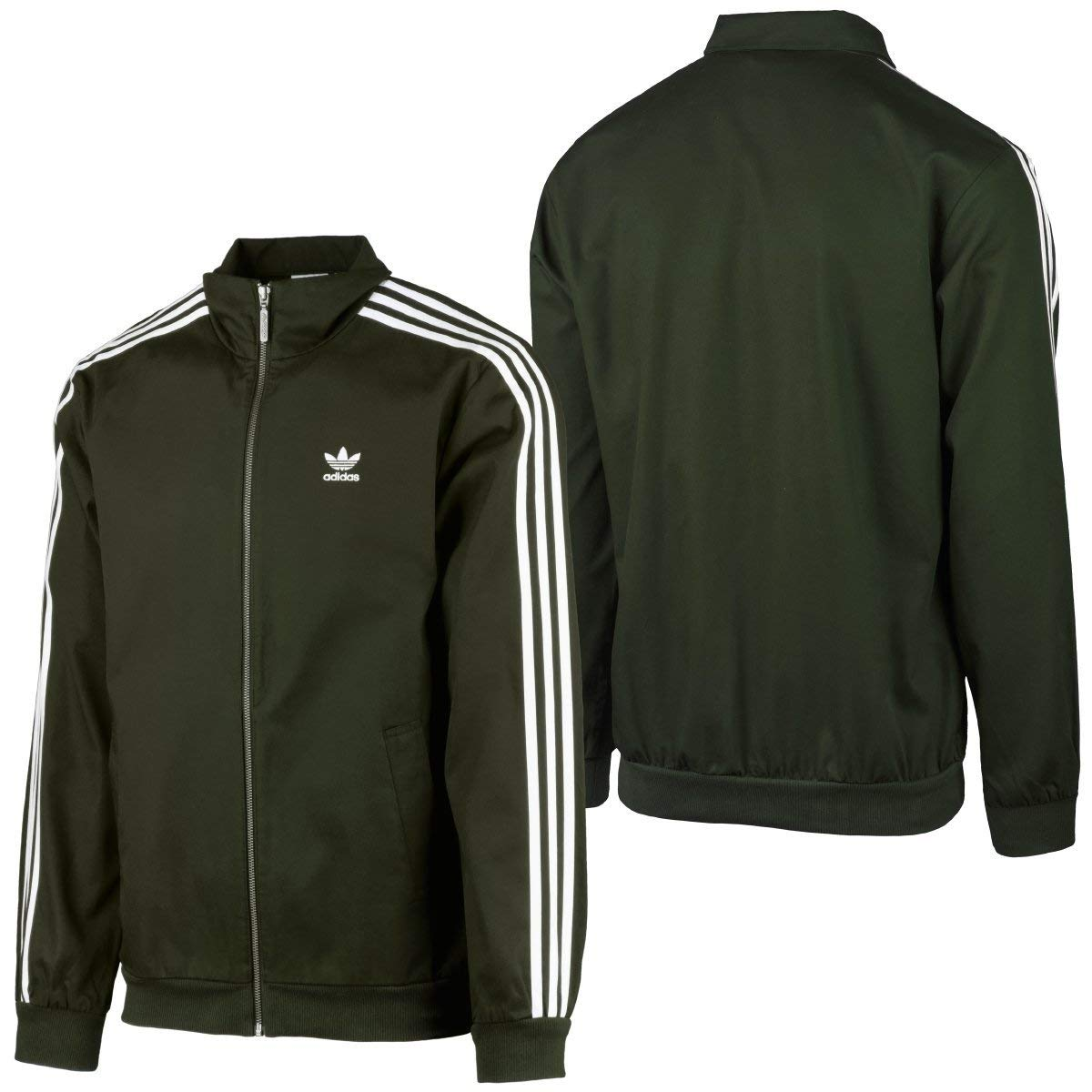 35bd587a04cb adidas Men s Woven Track Jacket  Amazon.co.uk  Sports   Outdoors