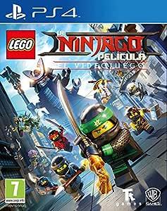 Lego Ninjago: playstation 4: Amazon.es: Videojuegos