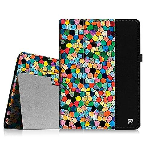 Fintie iPad 2/3/4 Case - Slim Fit Folio Case with Smart Cover Auto Sleep / Wake Feature for Apple iPad 2, iPad 3 & iPad 4th Generation with Retina Display - (Ipad 4 Folio)
