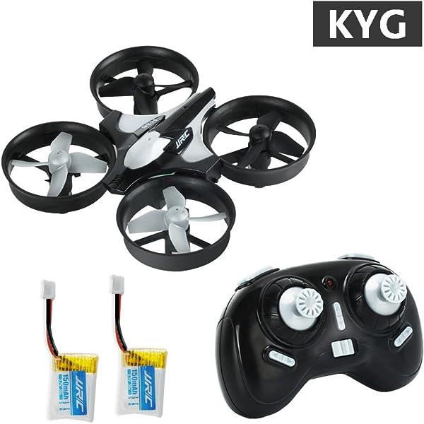 kingtoys® RC Drone Batería 4pcs 3.7V 150MAH Batería y 4 en 1 ...