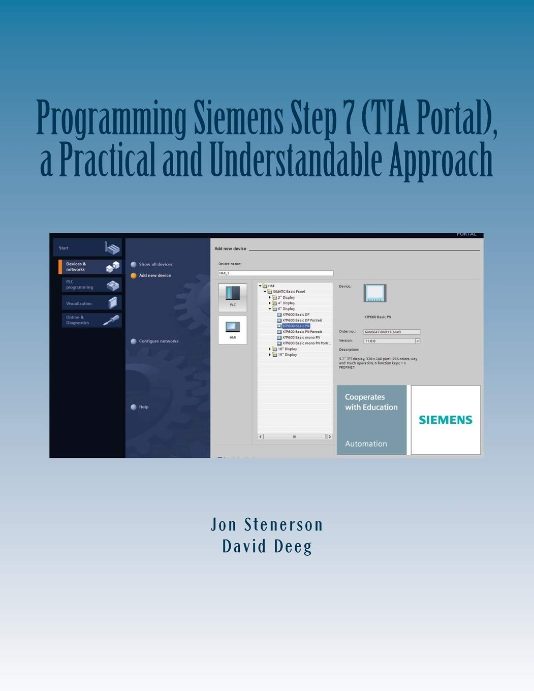 Programming Siemens Step 7 (TIA Portal), a Practical and