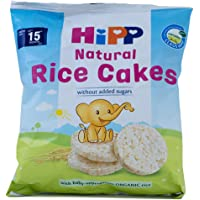Hipp Organic Rice Cakes For Toddlers, 35g