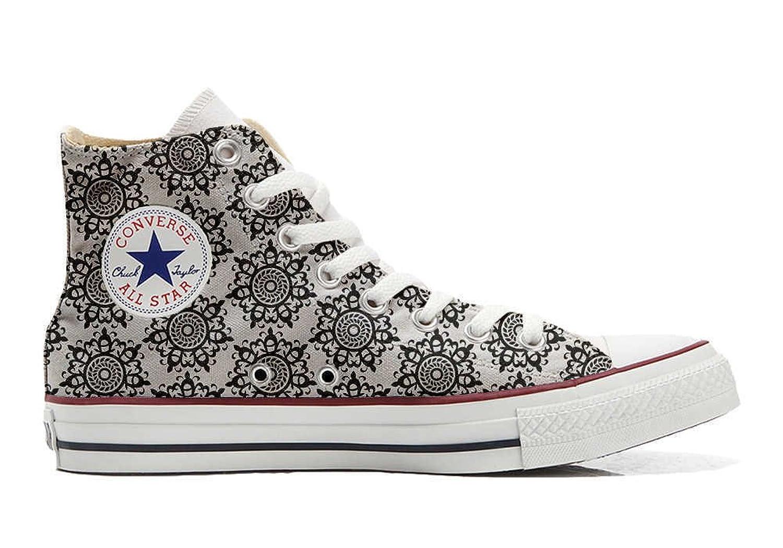 Converse Custom - personalisierte Schuhe (Handwerk Produkt) Back Groud Abstract  39 EU