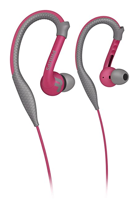Philips ActionFit SHQ3200PK/28 Auricular Intraaural Gancho de ...