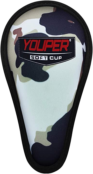 Ages 4-6 Football Lacrosse MMA Youper Boys Youth Soft Foam Protective Athletic Cup Kids Sports Cup for Baseball