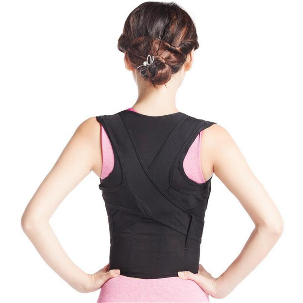 TT Correzione della postura posteriore con cintura di correzione anti-gobba nel corpo wexe.com