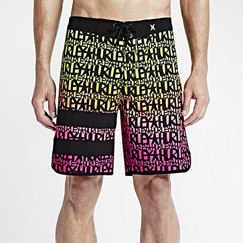 Hurley Phantom Block Party Haze X Stecyk Board Short - Me...