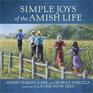 book cover of The Simple Joys of the Amish Life
