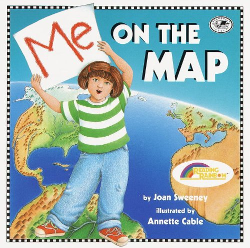 Me On The Map (Turtleback School & Library Binding Edition) (Reading Rainbow Readers) (Map Turtles)