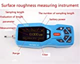 Ovovo Digital Surface Roughness Tester Meter
