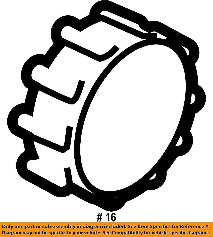 Rubber D/&D PowerDrive 503939 CLAAS Replacement Belt
