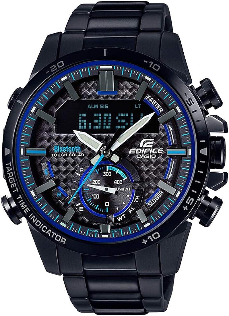 Casio Ecb-800dc-1adr Reloj Analógico/Digital para Hombre Colección ...