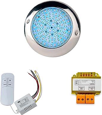 Pack Focos LED RGB de 15W de Solo 15cm de Diametro en Acero ...