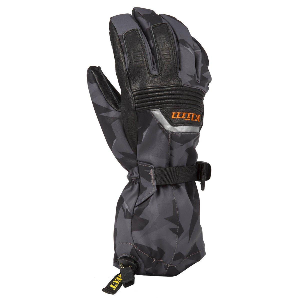 Fusion Glove 2XL Camo Gray