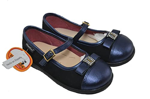 Titanitos Merceditas Azul Marino T660R66365  Amazon.es  Zapatos y ... fd309254552