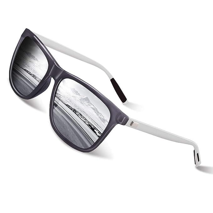 GQUEEN Unisex gafas de sol polarizadas GQ33: Amazon.es: Ropa y accesorios