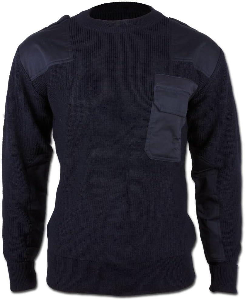 esercito tedesco Mil-Tec Pullover militare colore: Blu